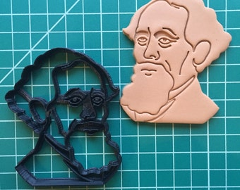 Charles Dickens Cookie Cutter