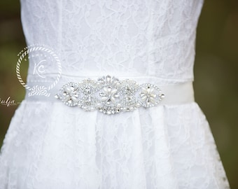 Flower Girl Sashes