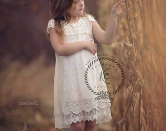 Maya Flower Girl Dress
