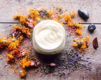 Calendula Face Lotion w/ White Oak Bark infused oil & Aloe Vera