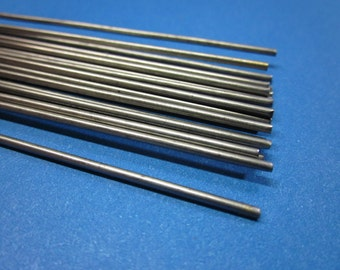 """1/8"""" (.125) Stainless Steel Round Rod Bar, Alloy 303"""