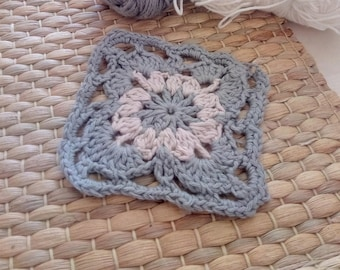 Cosy Crochet Coasters, various colours