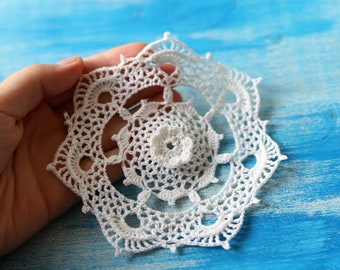 PDF Magen Doily pattern - crochet pattern by gull808 - crocheting doily tablecloth tablerunner coaster decor handmade tutorial diy patterns