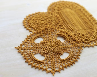 PDF Forgotten lace - crochet book, doilies designed by gull808, patterns, doilies, textured, vintage, lace, tutorial, rug, dollhouse, carpet