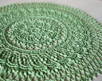 PDF Round Donna crochet pattern designed by Olga Shalaeva gull808 12 in 1 doilies pattern doily decor textured crocheting tutorial diy gift