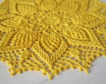 PDF Melanie Doily crochet pattern, doily is designed by Olga Shalaeva gull808 crochet grl crocheting texture doily rug patterns shabby boho