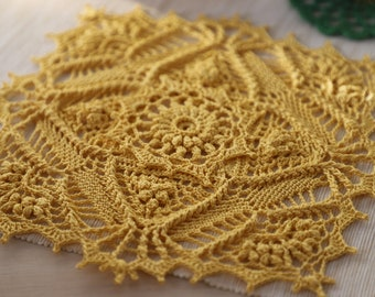 PDF Sharon doily crochet pattern designed by Olga Shalaeva gull808 texture doilies rug pattern carpet decor diy gift tutorial how to quick