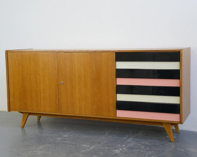 Mid Century Sideboard By Jiri Jiroutek For Interior Praha