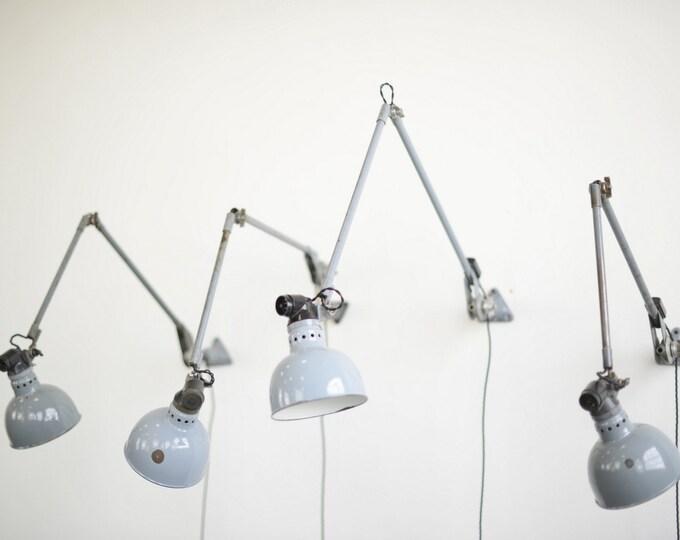 Task Lamps By Ernst Rademacher Circa 1930s