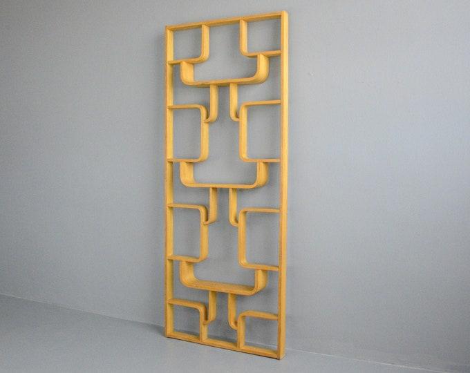 Mid Century Room Divider By Ludvik Volak Circa 1960s