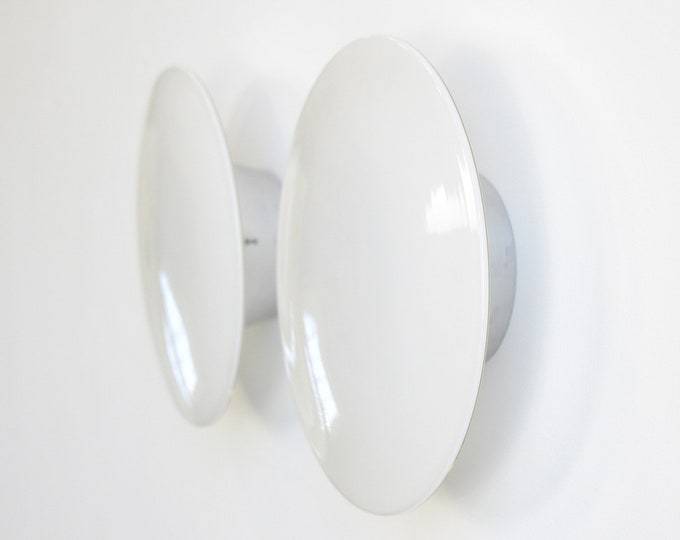Eklipta Wall Lights By Arne Jacobson Circa 1960s