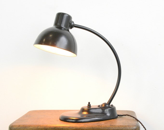Model 1115 Table Lamp By Kandem Circa 1930s