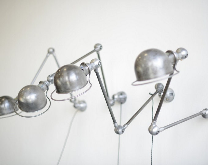 Industrial Task Lamps By Jielde Circa 1950s