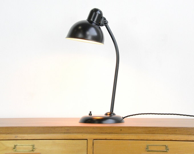 Model 6556 Table Lamp by Kaiser Idell Circa 1930s