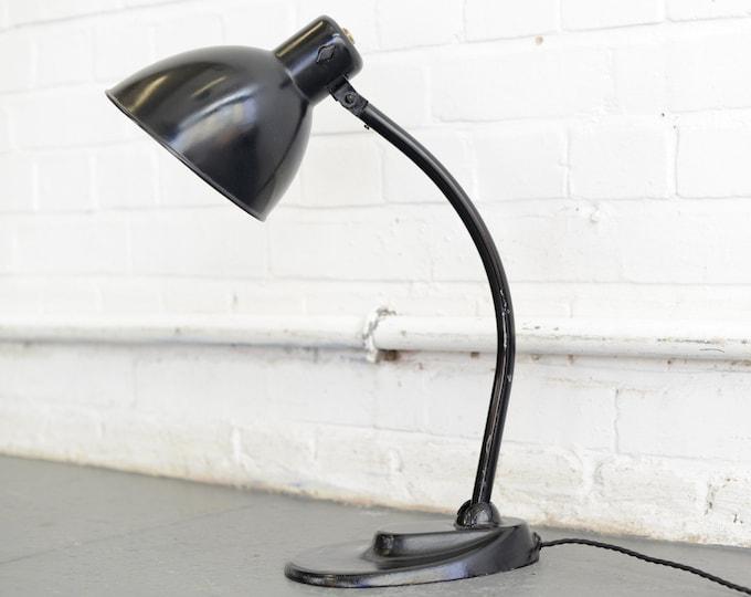 Marianne Brandt Kandem Desk Lamp Circa 1920s