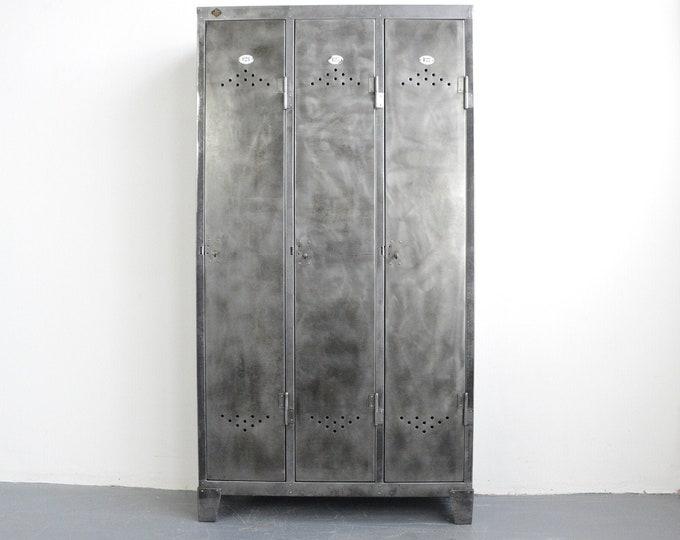 Industrial Lockers By Peltz Dusseldorf Circa 1930s
