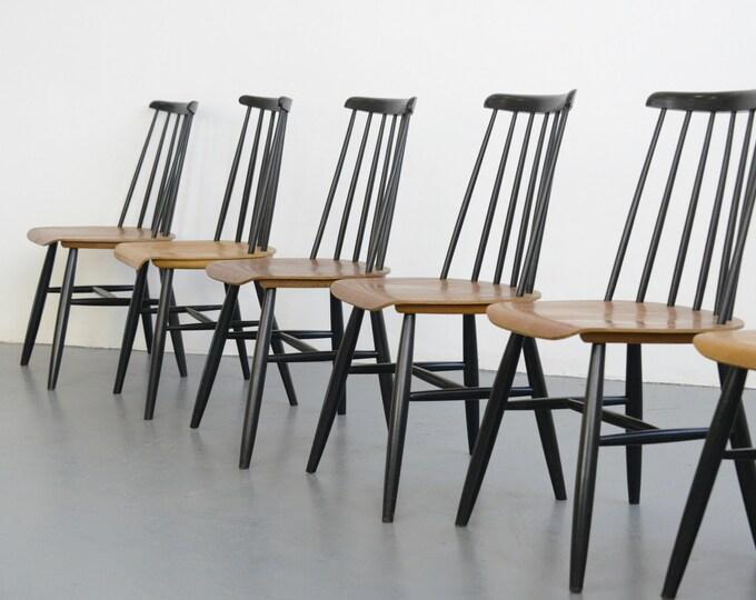 Mid Century Dining Chairs By Ilmari Tapiovaara Circa 1960s