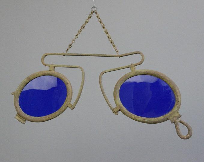 19th Century German Opticians Trade Sign