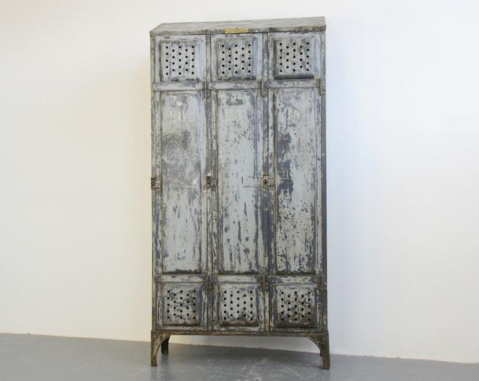 Industrial Lockers By Kuppersbusch Circa 1920s