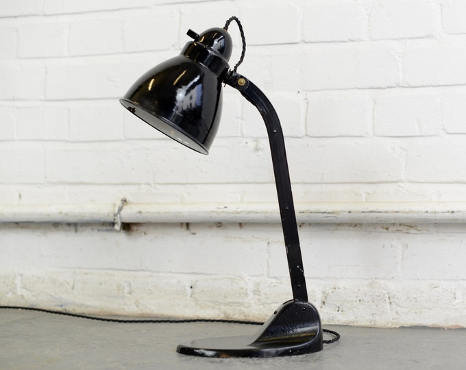 Desk Lamp By Viktoria Circa 1930s