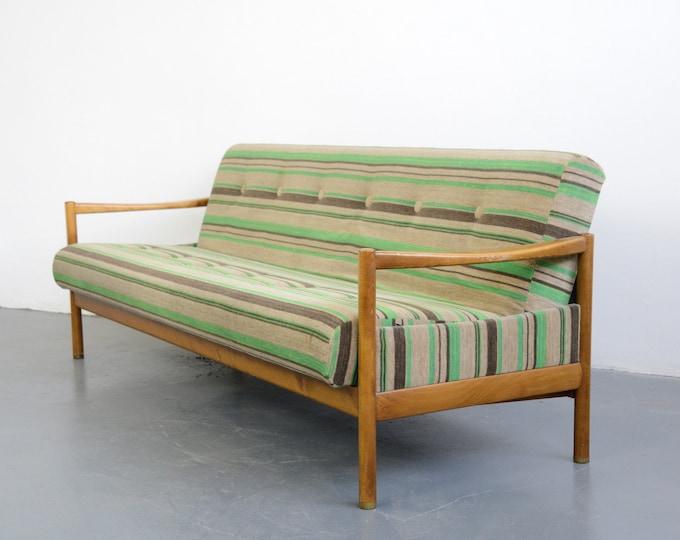 Mid Century German Sofa Circa 1960s