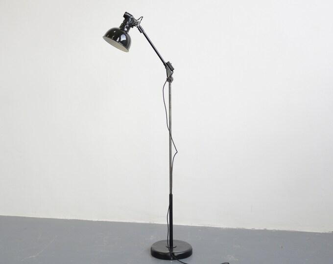 Floor Standing Task Lamp By Ernst Rademacher Circa 1930s