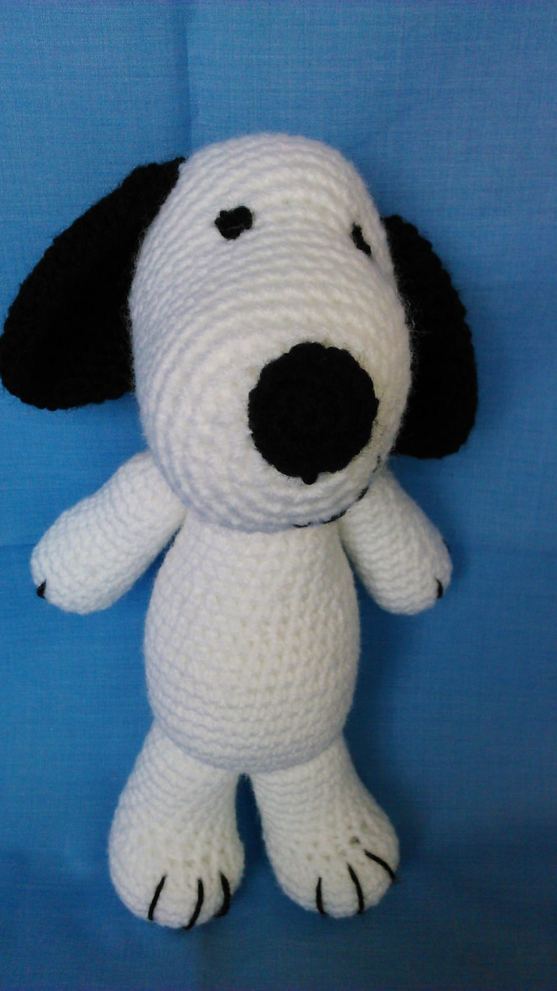 Snoopy Standing
