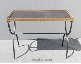 Granite sofa table | Etsy