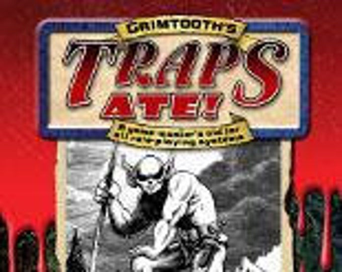 Grimtooth's Traps Ate! - Flying Buffalo Games