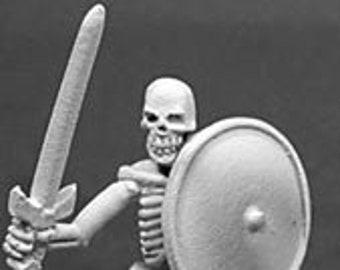 Skeleton Swordsman  - 02015 - Reaper Miniatures