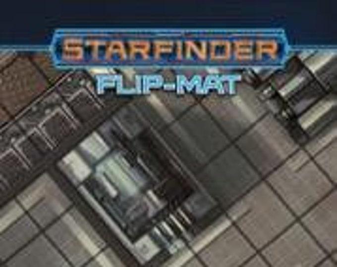 Starfinder RPG: Flip Mat - Starship - Paizo Publishing