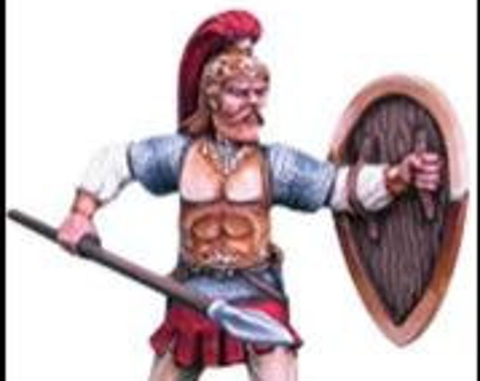 Elmore Masterworks: Prince Of The North, Male Fighter - 1122 - Dark Sword Miniatures