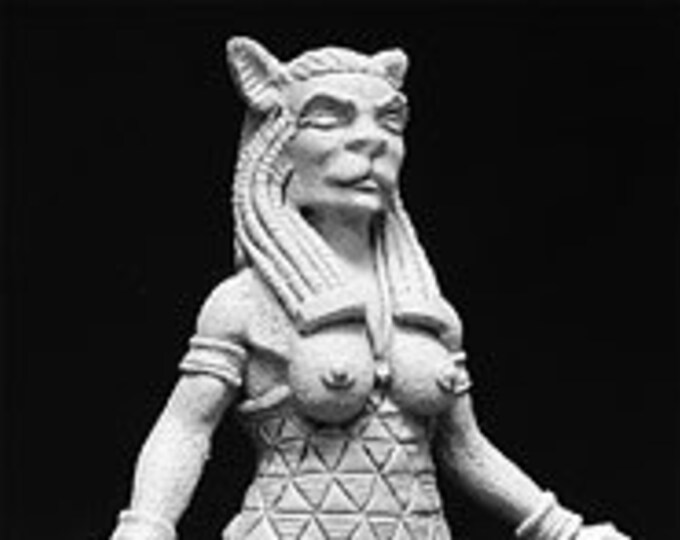 02733: Egyptian Statue Bast - Reaper Miniatures