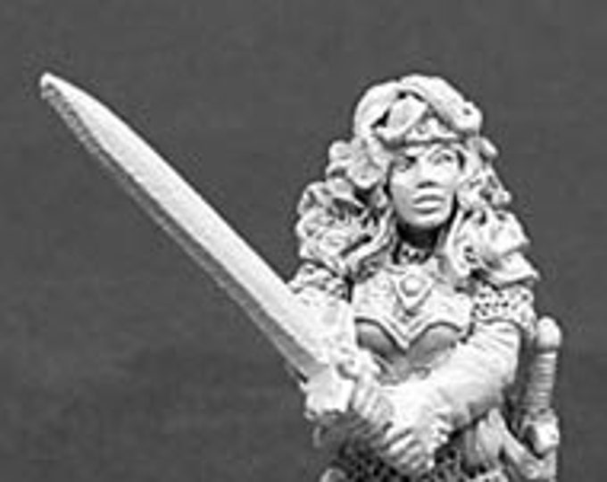 Samantha of the Blade - 02047 - Reaper Miniatures