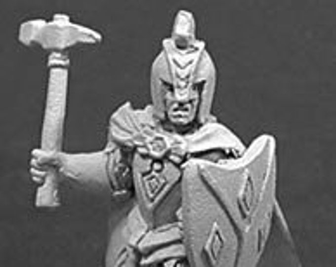 02023: Tolzar Righteous Arm - Reaper Miniatures