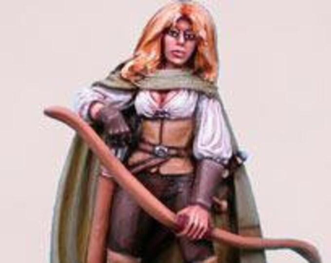 Elmore Masterworks: Female Archer - 1114 - Dark Sword Miniatures
