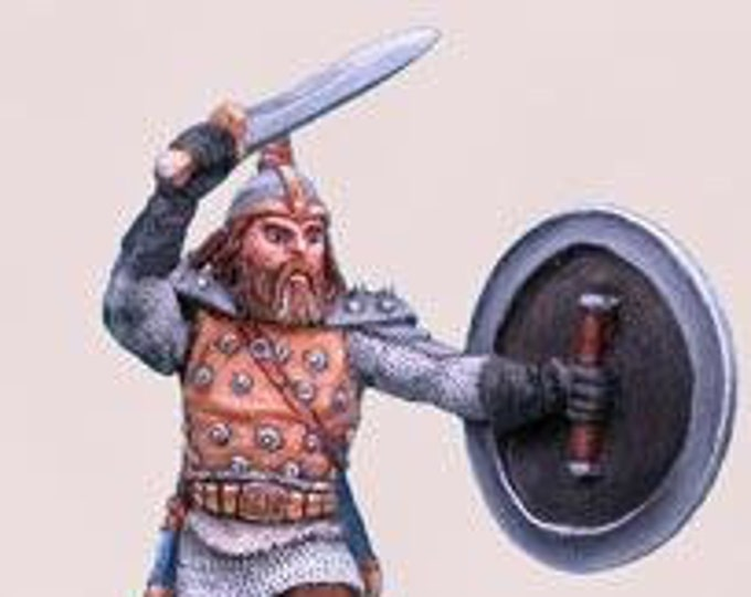 Elmore Masterworks: Dangerous Journey, Male Fighter - 1118 - Dark Sword Miniatures