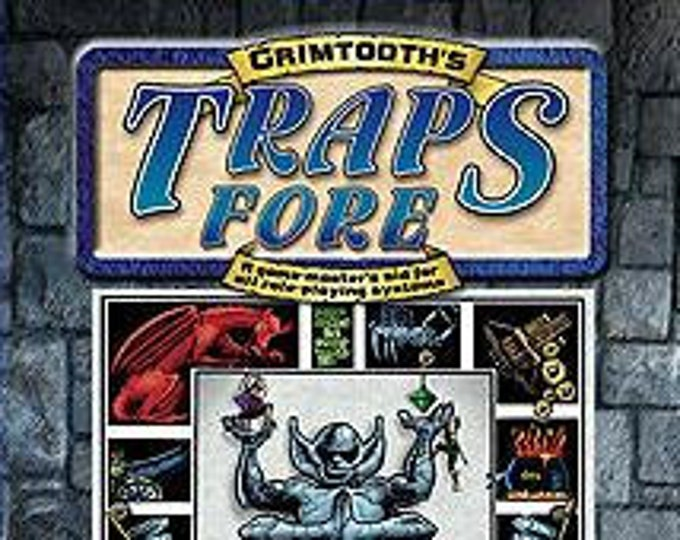 Grimtooth's Traps Fore - Flying Buffalo Games