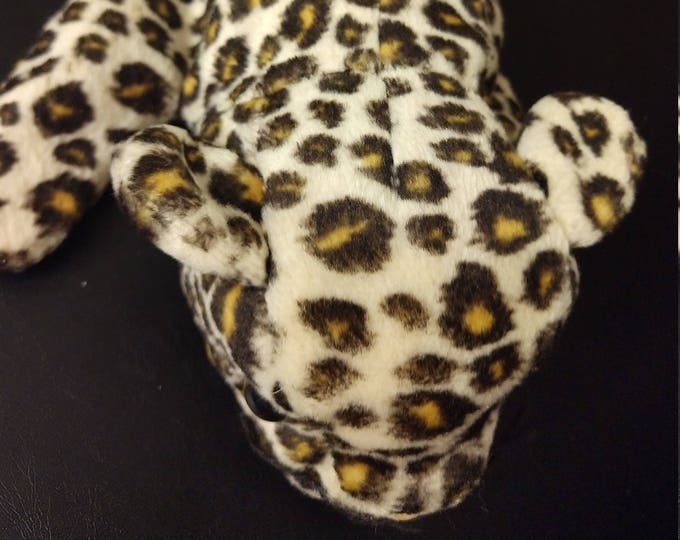 Freckles the Leopard - Ty Beanie Babies - 1996