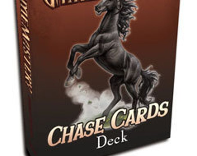 Pathfinder GM Cards: Chase - Paizo Publishing