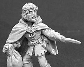 Torin the Stealthy - 02045 - Reaper Miniatures