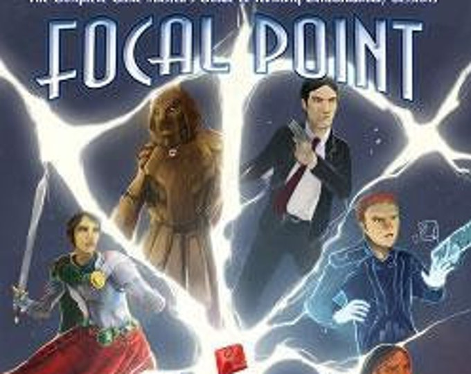 Focal Point: The Complete Game Master's Guide To Running Extraordinary Sessions - Engine Publishing