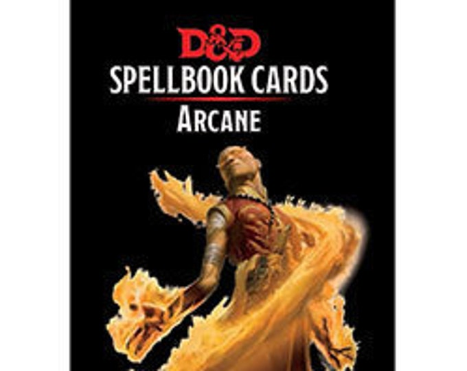 D&D 5th Edition: Spellbook Cards - Arcane - Gale Force 9