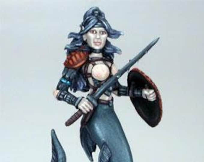 Elmore Masterworks: Mermaid Warrior - 1157 - Dark Sword Miniatures