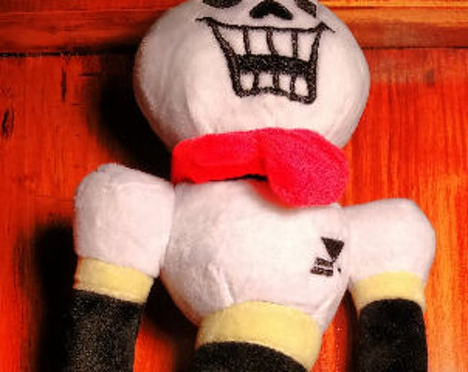 10 inch Plush Papyrus Doll - Undertale