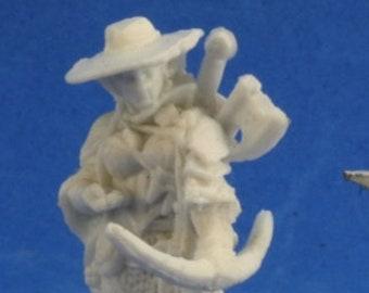 89017: Imrijka, Iconic Inquisitor - Reaper Miniatures