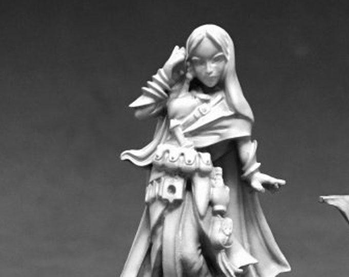 60202: Rivani, Iconic Psychic - Reaper Miniatures
