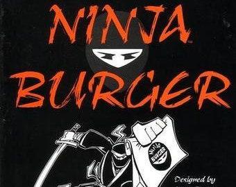 Ninja Burger - Steve Jackson Games