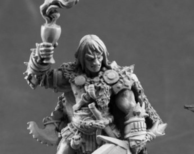 60189: Kevoth-Kul, the Black Sovereign - Reaper Miniatures