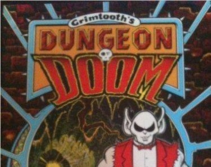 Grimtooth's Dungeon of Doom - Flying Buffalo Games
